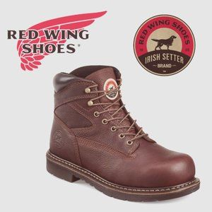 Red Wing Shoes No. 867 Hunter's Boots - Size 9